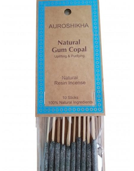 Betisoare parfumate Copal - 100% naturale