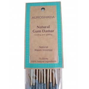 Bețe parfumate, rășină Damar - 100% naturale