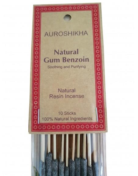 Bețe parfumate, rășină Bezoina de Sumatra - 100% naturale