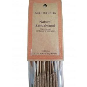 Betisoare parfumate Santal - 100% naturale