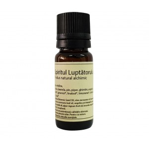Elixir Spiritul Luptatorului  (10ml)